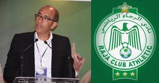 انتخاب جواد الزيات رئيسا جديدا للرجاء