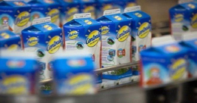 """""""سنطرال"""" تقرّر تخفيض ثمن الحليب"""
