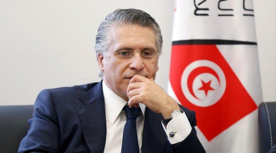 السلطات التونسية توقف مرشح الرئاسة نبيل القروي بتهمة الفساد المالي