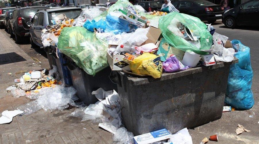 أزمة نظافة تلوح في الرباط سببها صراع منتخبين