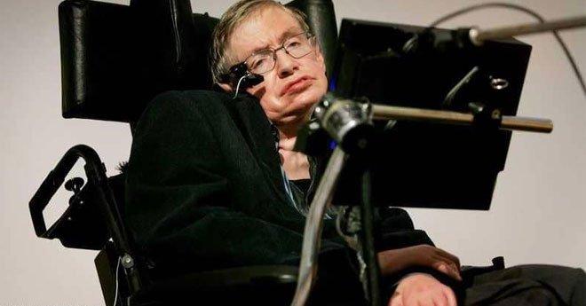 """وفاة عالم الفيزياء الشهير """"ستيفن هوكينغ"""""""