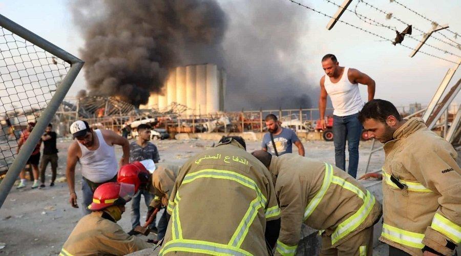 حصيلة ضحايا انفجار بيروت ترتفع إلى 137 قتيلا و5 آلاف جريح