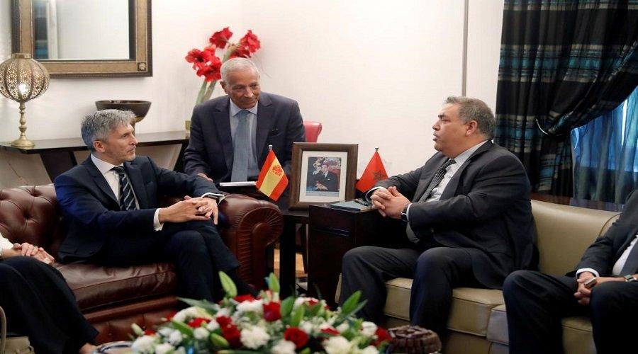 وزير الداخلية  الاسباني يزور المغرب لهذا  السبب