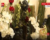 ديكور: إليكم أحدث صيحات التزيين باستخدام الورود