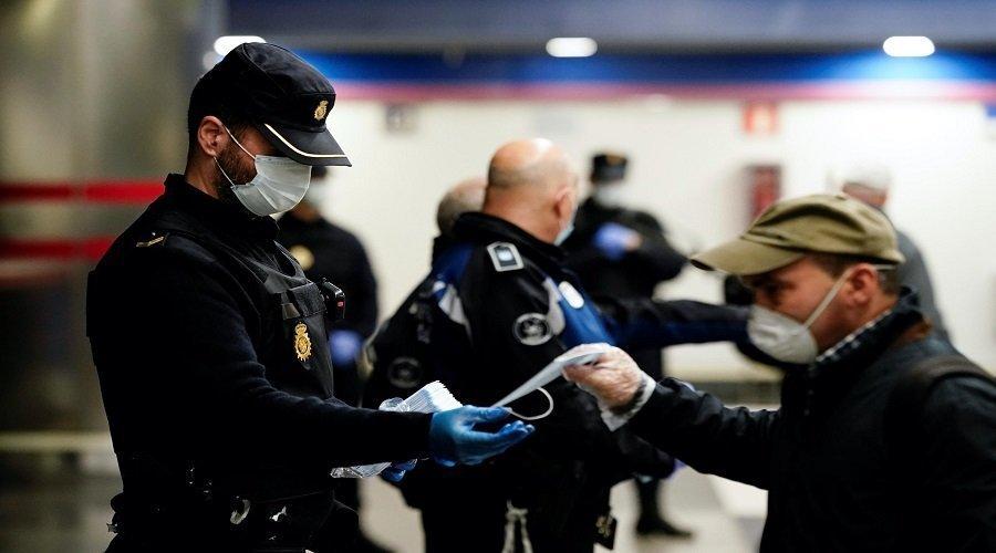 السلطات الإسبانية تشدد القيود بجهة مدريد لمحاصرة كورونا