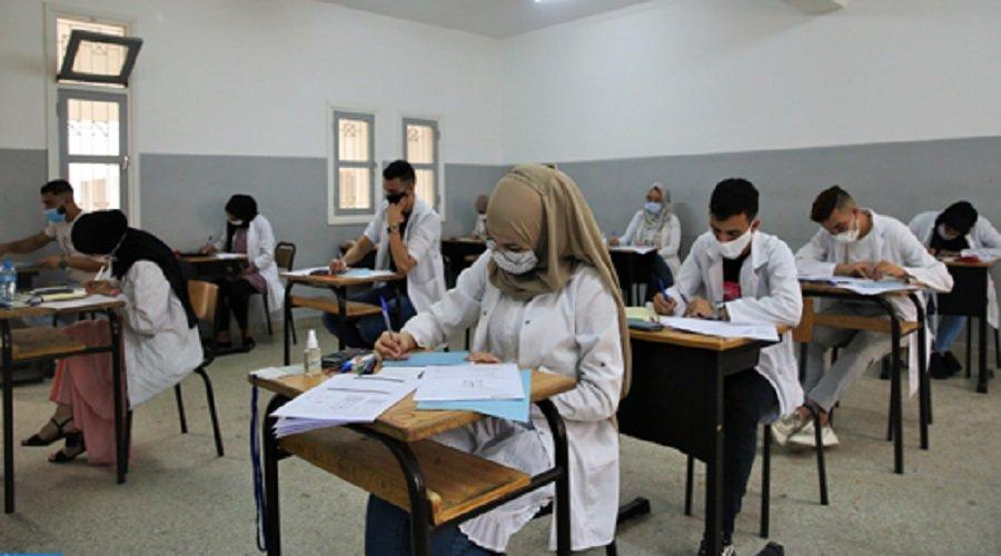 حوالي 60 ألف متدرب يجتازون امتحانات نهاية التكوين المؤجلة