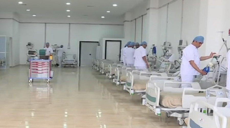 القوات المسلحة الملكية تنهي بناء أول مستشفى عسكري ميداني ببنسليمان