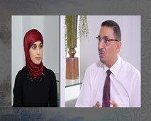 الدين و الدولة موضوع حلقة جديدة من برنامج استفت قلبك مع سهام فضل الله وأبو حفص