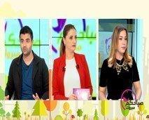 ضعف البصر..الأكل البيولوجي..مجال العقار و الفنان معتز أبو زوز على صباحكم مبروك