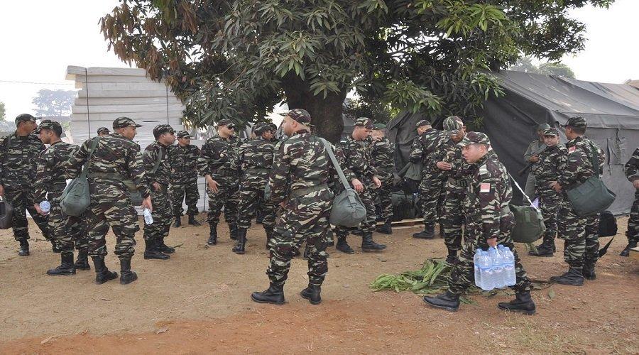 الجيش يستدعي أول فوج للتجنيد الاجباري