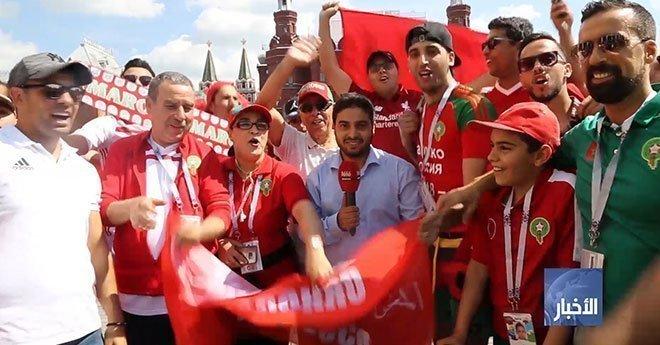 موفدنا من روسيا يرصد لنا آخر أخبار المنتخب المغربي