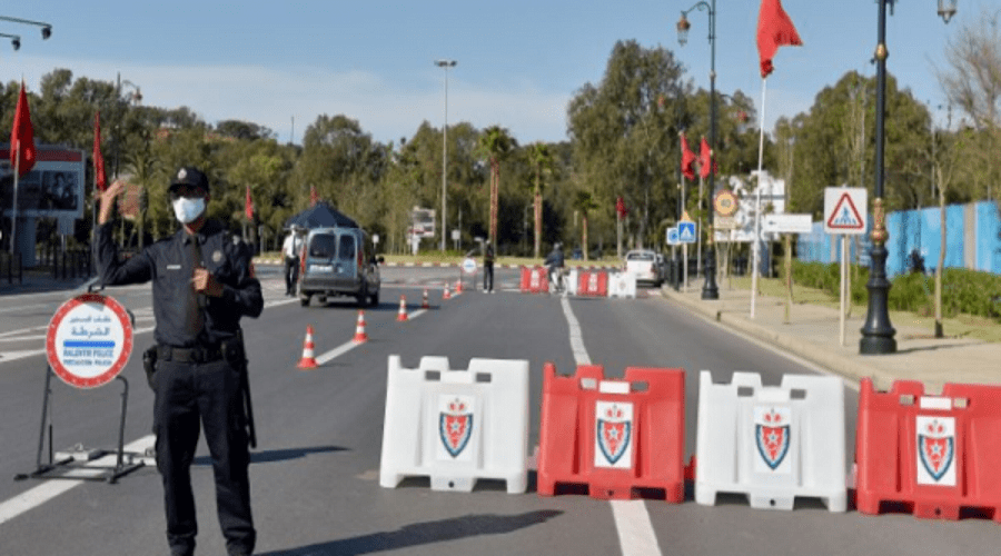 إغلاق مدينة المحمدية واعتماد إجراءات استثنائية لمحاصرة كورونا
