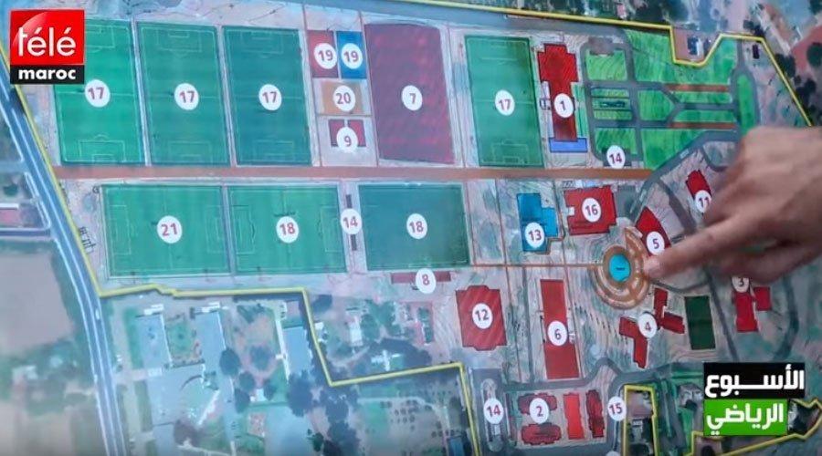 الأسبوع الرياضي :المركز الرياضي محمد السادس لكرة القدم يورط رؤساء العصب والأندية