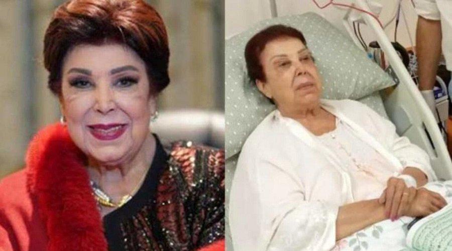 وفاة الممثلة المصرية رجاء الجداوي بعد معاناة مع كورونا