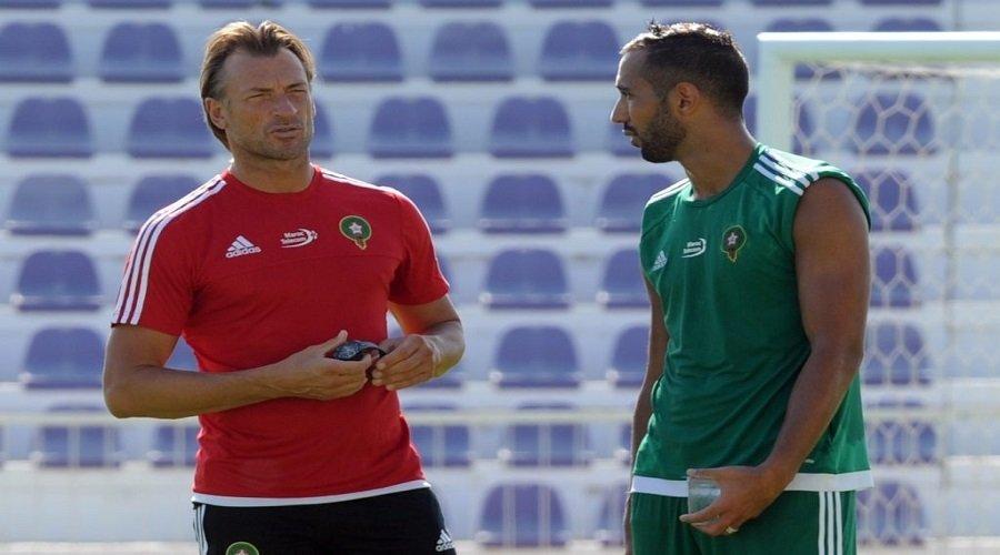 رونار يرغب في مواجهة الجزائر