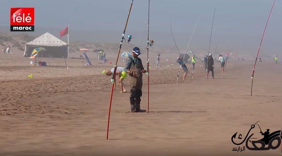اكتشف متعة الصيد بالقصبة