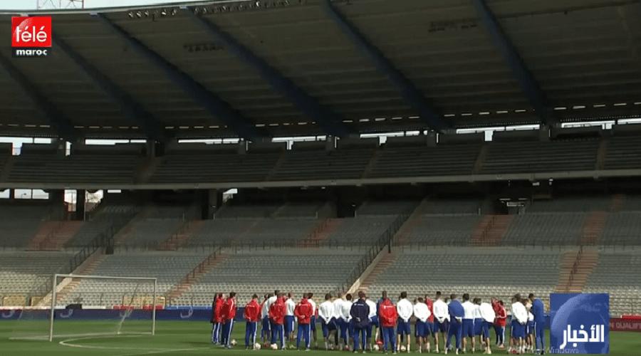 كأس الأمم الأوروبية 2020: بلجيكا في مواجهة المنتخب الروسي ضمن تصفيات المجموعة التاسعة
