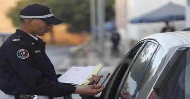 هذا ما قررته النيابة العامة في إجراءات اعتقال السائقين المخالفين
