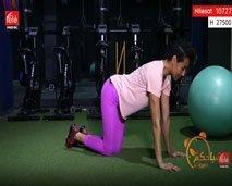 تمارين رياضية للنساء الحوامل مع كلثوم أضمير