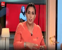 """""""غزلان أنور تكشف كواليس تصوير برنامج  """"طابو"""