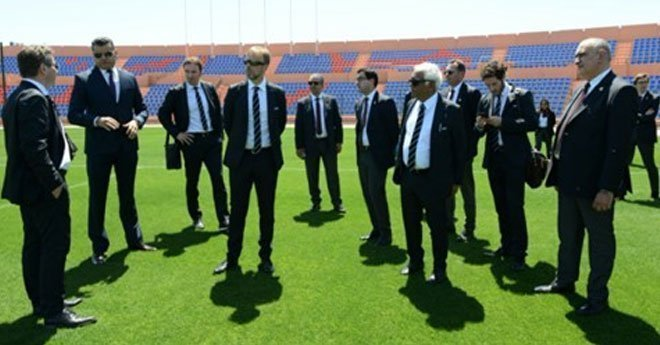 """""""الفيفا"""" تصدر قرارها النهائي حول ملف المغرب 2026 في هذا التاريخ"""