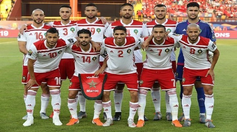 """المنتخب المغربي يربح 6 مراكز في التصنيف العالمي لـ """"الفيفا"""""""