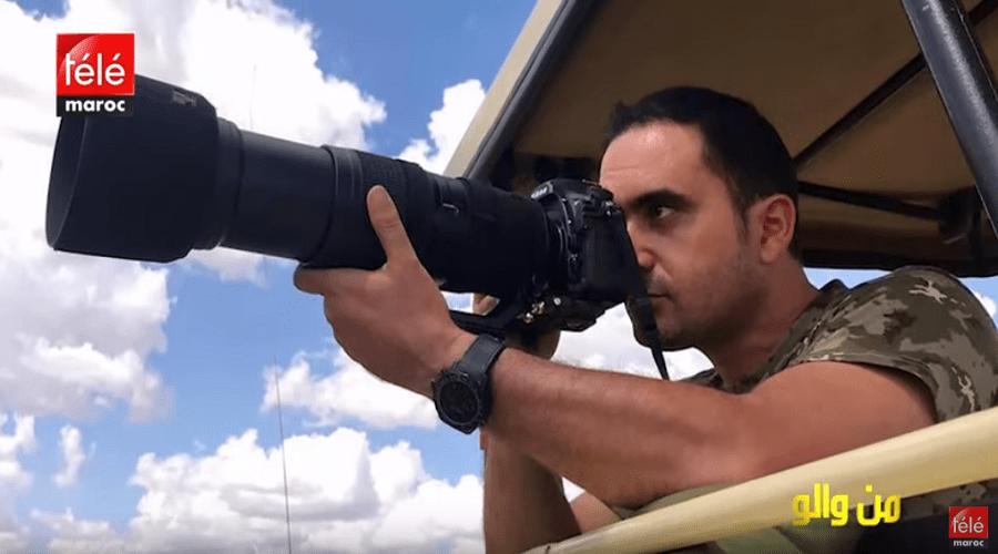 من والو: قصة مصور بدا من والو ليصبح محترفا في عالم التصوير