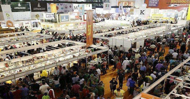 المعرض الدولي للنشر والكتاب.. نصف مليون زائر