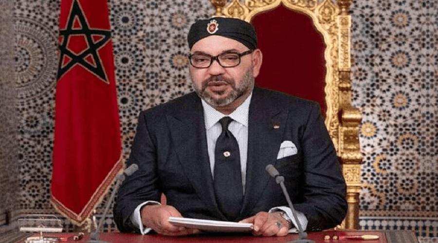 """الملك محمد السادس : """"المرحلة صعبة والأزمة الوبائية مستمرة"""""""