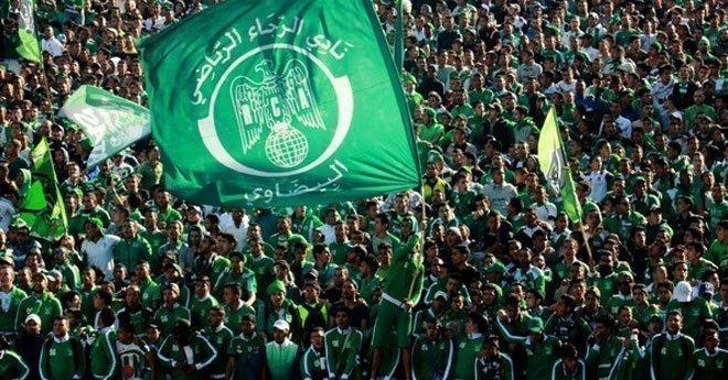 بعد أحداث مراكش.. جمهور الرجاء يخلق الفوضى وسط أكادير