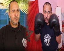مجهودات البطل سعيد واكريم في نشر رياضة الفنون القتالية
