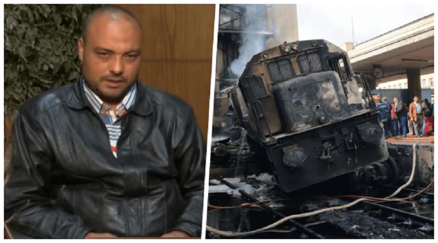 بالفيديو.. سائق قطار حادث القاهرة يعترف بمسؤوليته عن الحادث