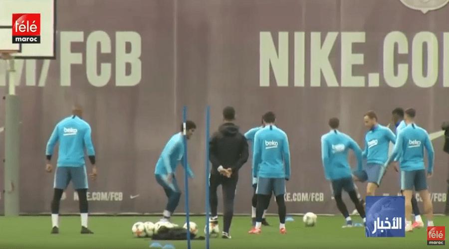 برشلونة في مواجهة قوية أمام نادي فالينسيا ضمن نهائي المسابقة