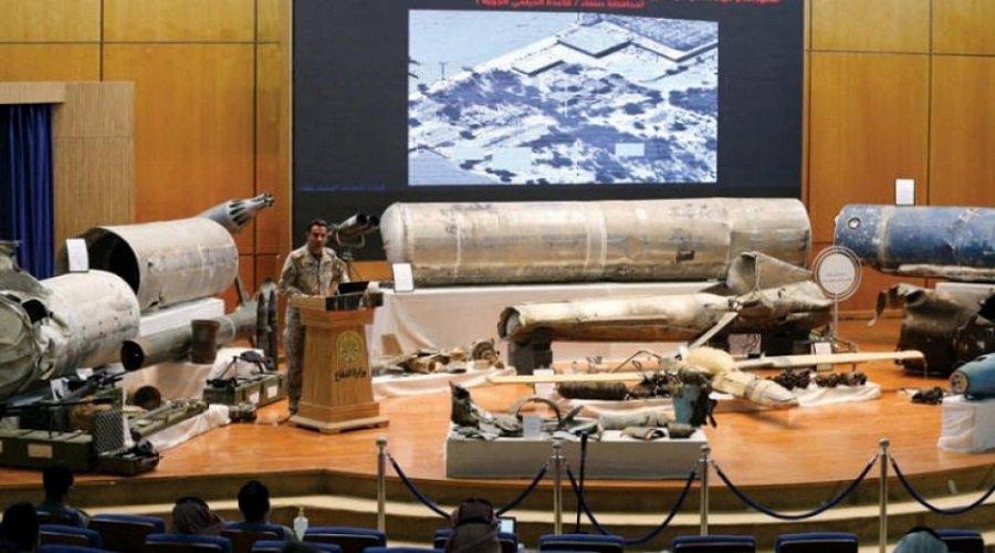 تدمير صاروخين باليستيين وطائرات حوثية مفخخة أطلقت باتجاه السعودية