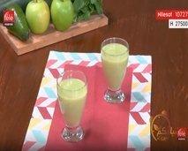 شهيوة:عصير التفاح و الخيار