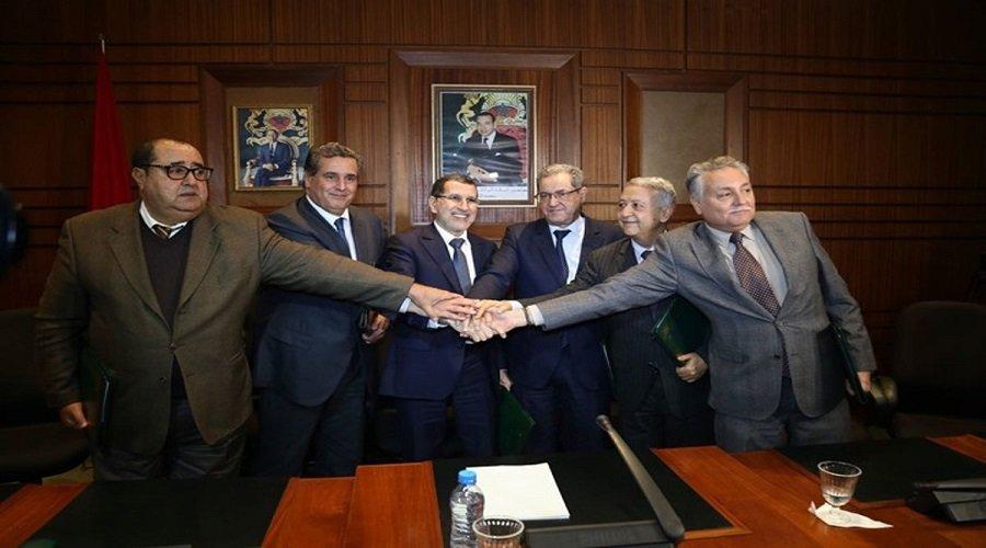 التعديل الحكومي.. العثماني يقلّص الحقائب الوزارية بنسبة الثلث