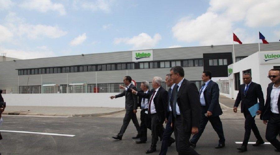 """باستثمار 130 مليون أورو.. مجموعة """"فاليو"""" تفتتح مركزا لصناعة أجزاء السيارات بطنجة"""