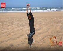 تمارين لتقوية عضلات الجسم مع كلثوم اضمير