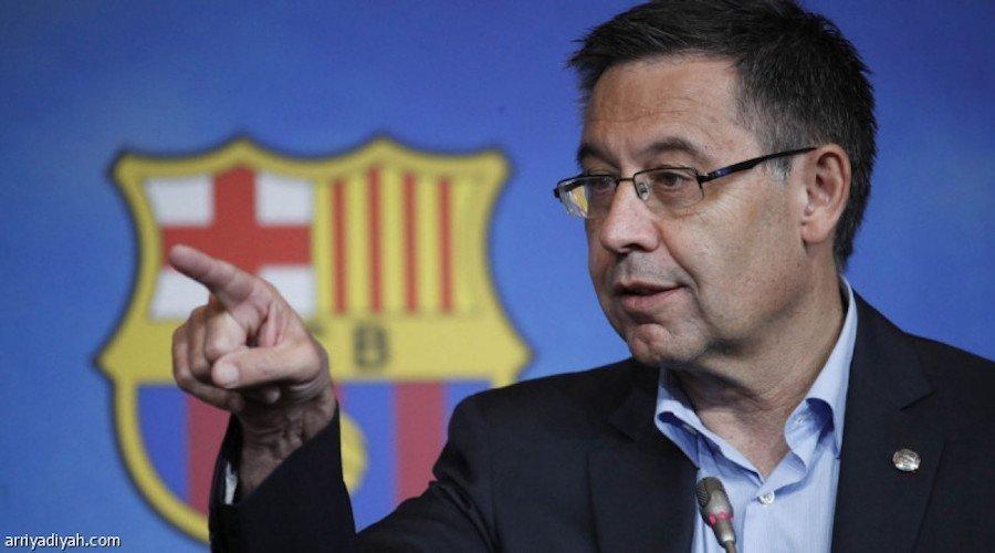 السراح المؤقت لثلاثي برشلونة