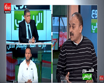 الأسبوع الرياضي : ليلة القبض على أحمد أحمد