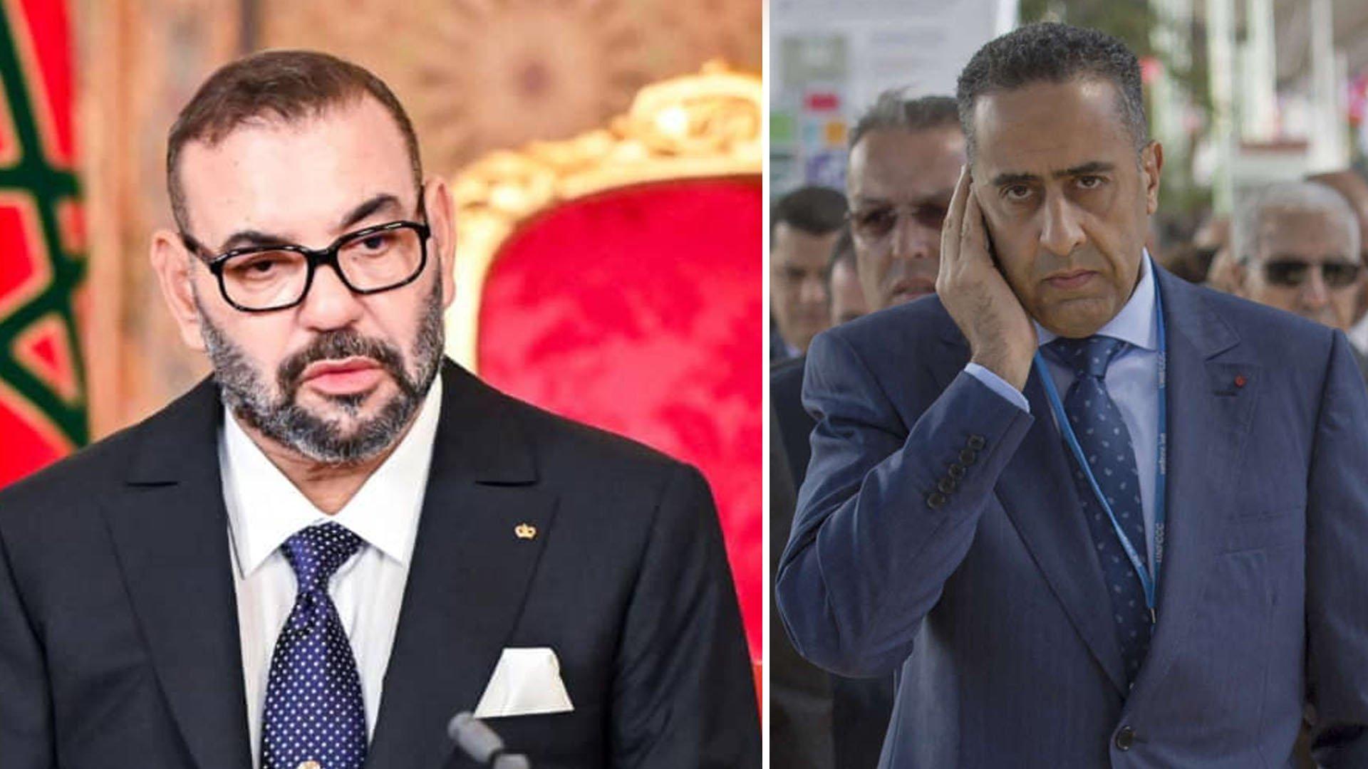 الملك معزيا الحموشي في وفاة والدته : خير عزاء في رحيل الفقيدة
