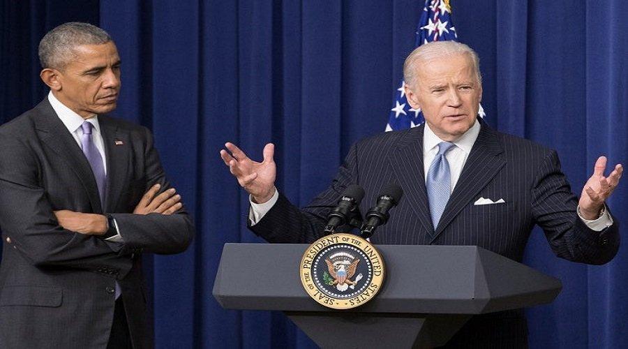 أوباما يؤكد وقوفه إلى جانب بايدن في انتخابات الرئاسة الأمريكية