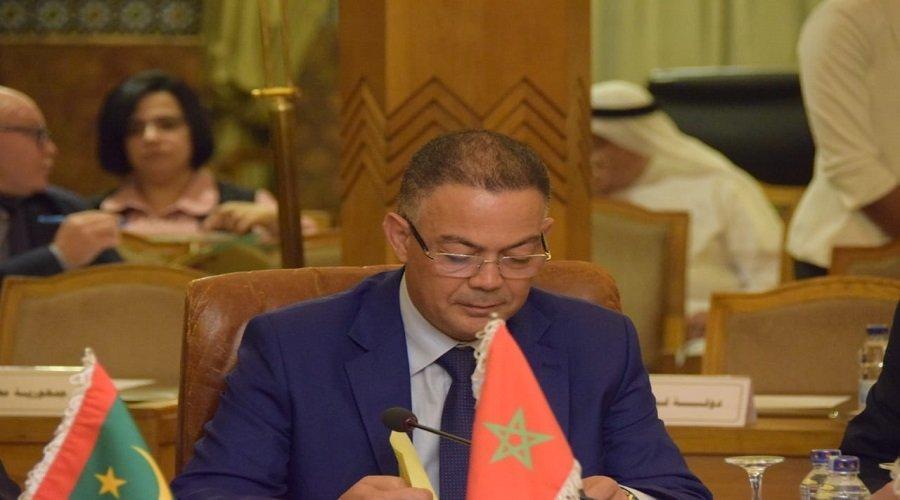 لقجع يؤكد أمام وزراء المالية العرب التزام الملك محمد السادس بتحسين ظروف عيش الفلسطينيين