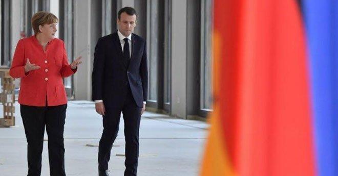 فيديو..ميركل وماكرون يمهدان الطريق لحزمة إصلاحات حول الهجرة ومنطقة اليورو