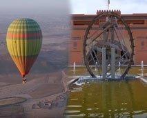 في هذه الحلقة برنامج جولة يذهب بكم إلى مراكش الحمراء لتتعرفوا على جمالها وسحرها