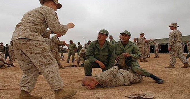 تفاصيل التمرين العسكري المشتركة بين المغرب وأمريكا
