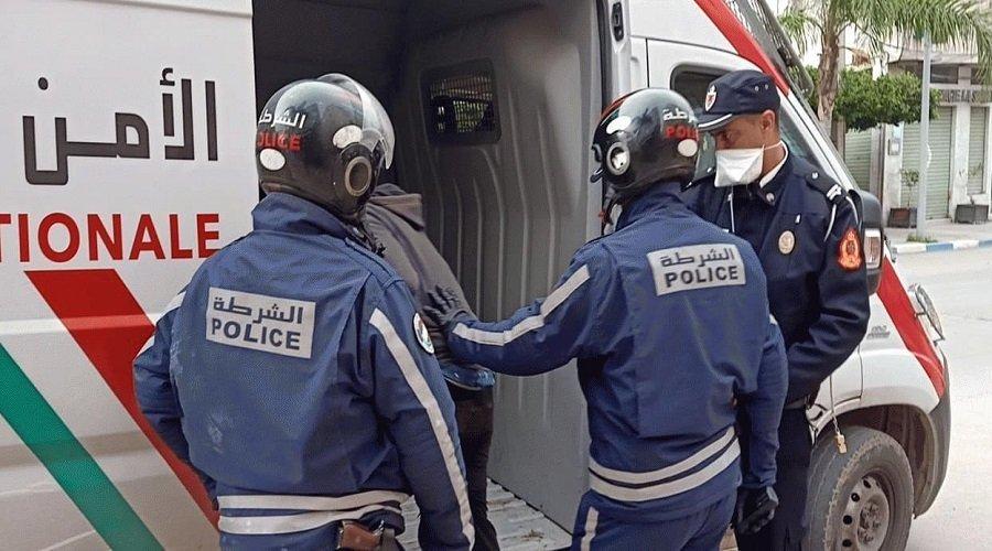 توقيف شرطي مزور بالمحمدية