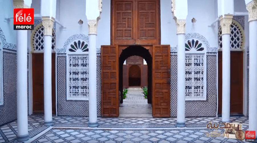 مدينة وذاكرة يستكشف خبايا دار الزواوي ومتحف بلغازي بسلا