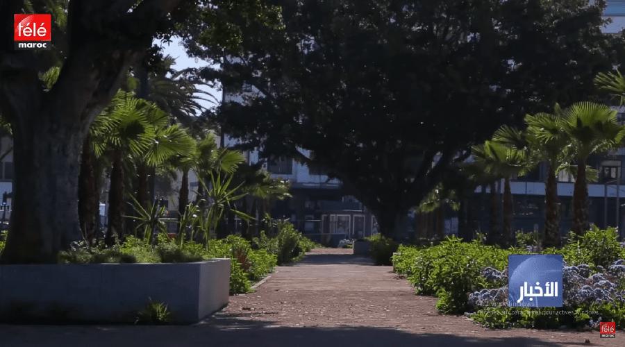 تأخر أشغال حديقة الجامعة العربية يثير استياء بيضاويين و مطالب بتعجيل الأشغال
