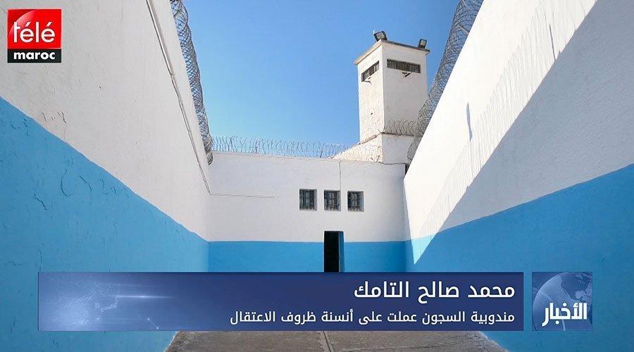 محمد صالح التامك: مندوبية السجون عملت على أنسنة ظروف الاعتقال